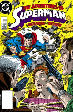 Adventures of Superman (1987-2006) #428