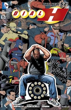 Dial H (2012-) #15