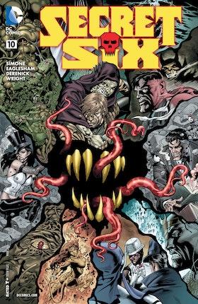 Secret Six (2014-) #10