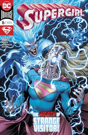 Supergirl (2016-) #16