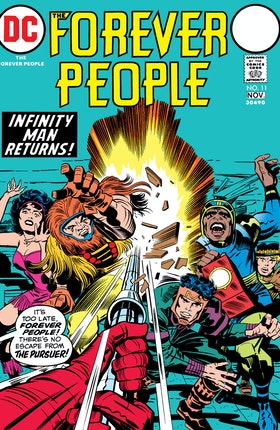 The Forever People #11