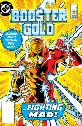 Booster Gold (1985-) #3