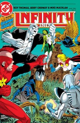 Infinity, Inc. (1984-) #3