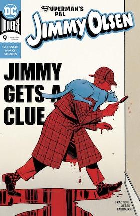 Superman's Pal Jimmy Olsen (2019-2020) #9