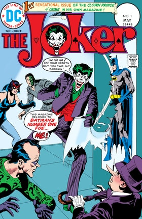 The Joker (1975-) #1