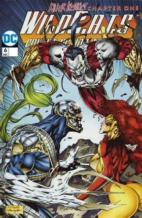 WildC.A.Ts: Covert Action Teams #6