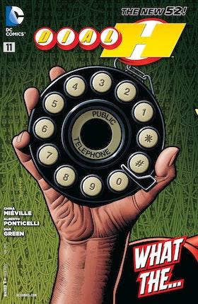 Dial H (2012-) #11