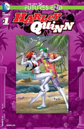 Harley Quinn: Futures End (2014-) #1