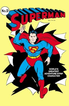 Superman (1939-1986) #9
