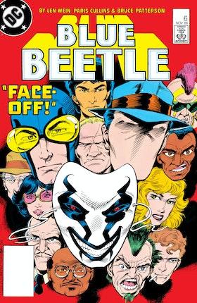 Blue Beetle (1986-) #6