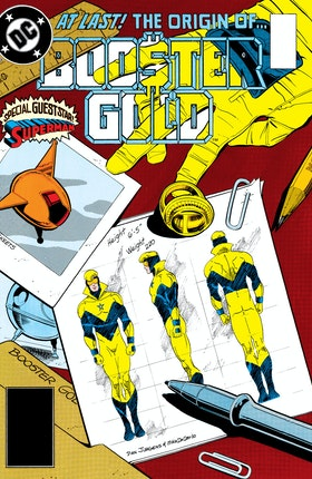 Booster Gold (1985-) #6