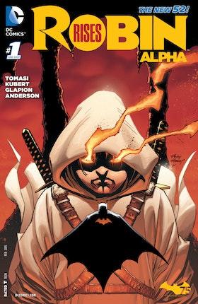 Robin Rises: Alpha #1