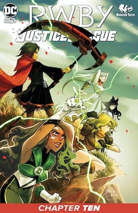 RWBY/Justice League #10