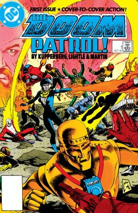 Doom Patrol (1987-) #1