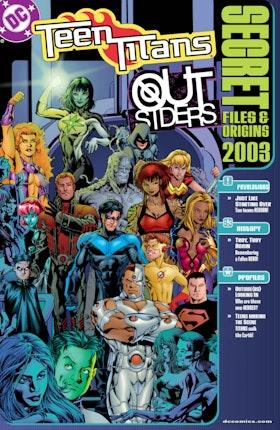 Teen Titans/Outsiders Secret Files 2003 #1