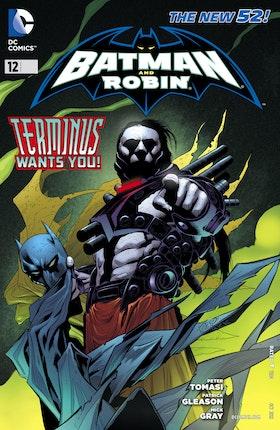 Batman and Robin (2011-) #12