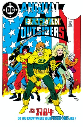 Batman and the Outsiders Annual (1984-) #1