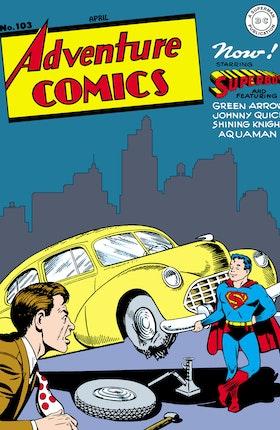 Adventure Comics (1938-) #103