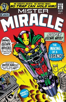 Mister Miracle (1971-) #1