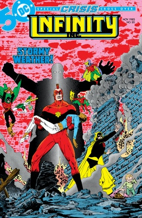 Infinity, Inc. (1984-) #20