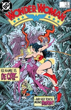 Wonder Woman (1986-2006) #4