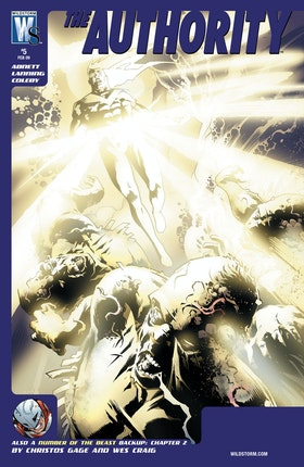 Authority: World's End (2010-) #5
