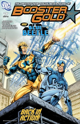 Booster Gold (2007-) #7