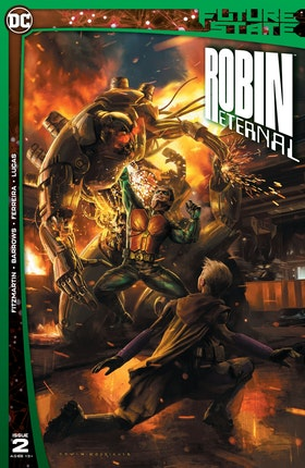 Future State: Robin Eternal #2