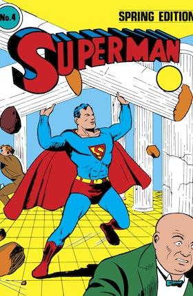 Superman (1939-1986) #4