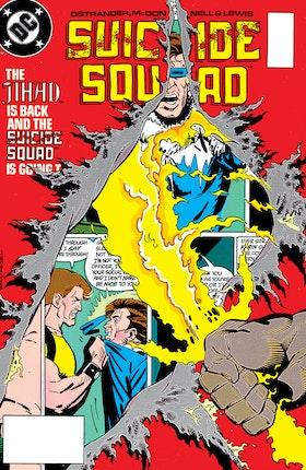 Suicide Squad (1987-) #17