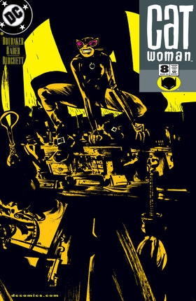 Catwoman (2001-) #8