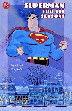 Superman For All Seasons #4