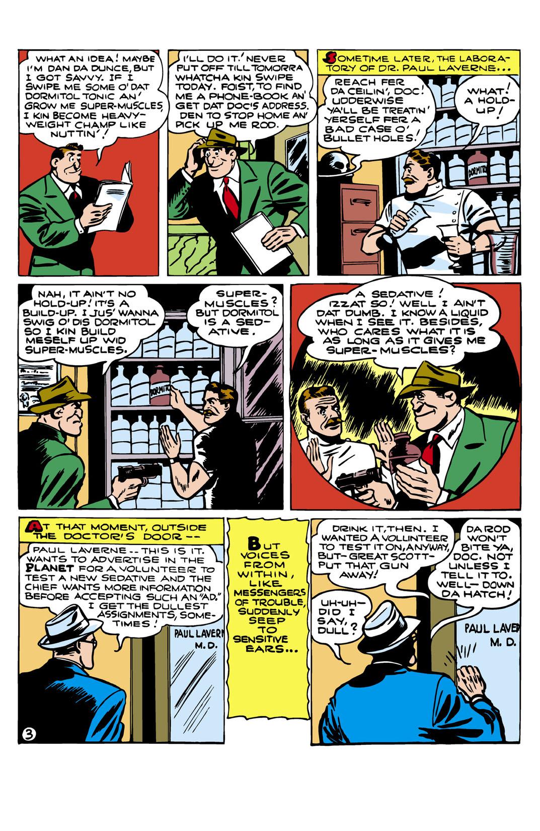 Read World's Finest Comics (1941-) #31 on DC Universe