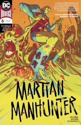 Martian Manhunter (2018-2020) #6
