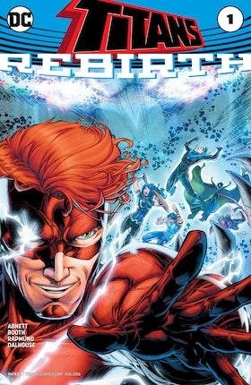 Titans: Rebirth (2016-) #1