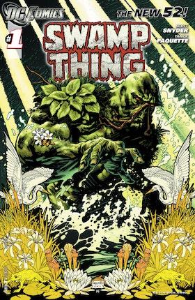 Swamp Thing (2011-) #1
