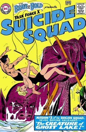 The Brave and the Bold (1955-) #27