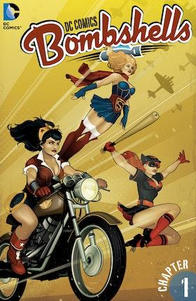 DC Comics: Bombshells #1