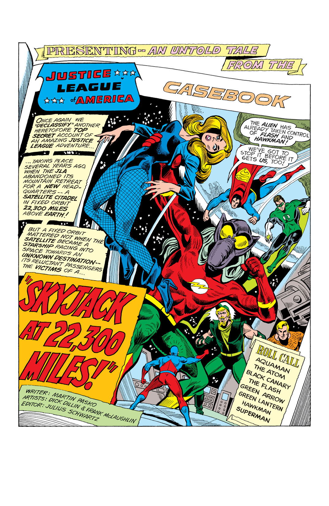 Read Justice League of America (1960-) #130 on DC Universe