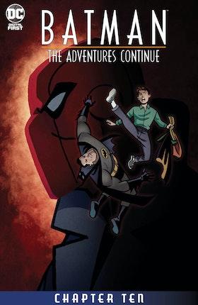 Batman: The Adventures Continue #10