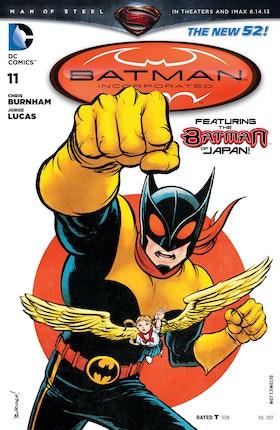 Batman Incorporated (2012-) #11