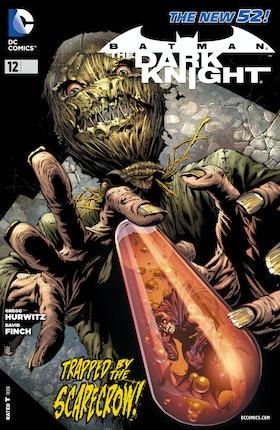 Batman: The Dark Knight (2011-) #12