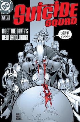 Suicide Squad (2001-) #8
