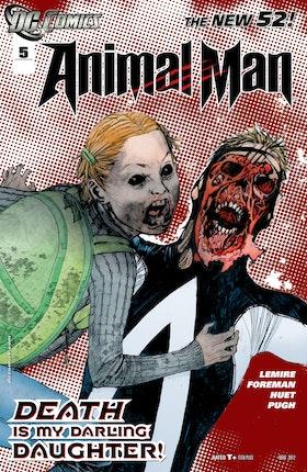 Animal Man (2011-) #5