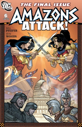 Amazons Attack #6