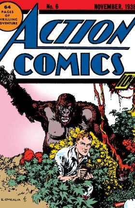 Action Comics (1938-) #6