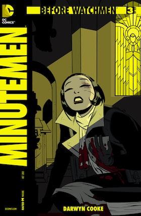 Before Watchmen: Minutemen #3