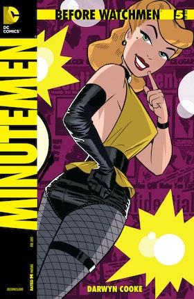 Before Watchmen: Minutemen #5