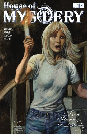 House of Mystery (2008-) #10