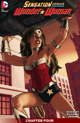 Sensation Comics Featuring Wonder Woman #4